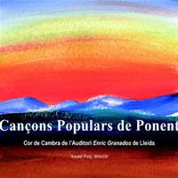 CD Cançoner Popular de Ponent